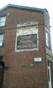 We've been documenting the city's Ghostsigns - if you see one take a photo and sent it to us!